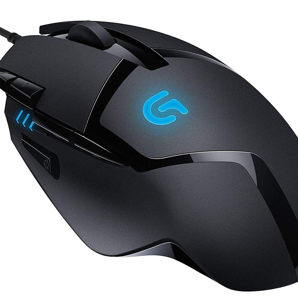 [아리아니넥시화이트_AHH_0059673] 로지텍 G402 게이밍 마우스, 단일상품, 단일상품