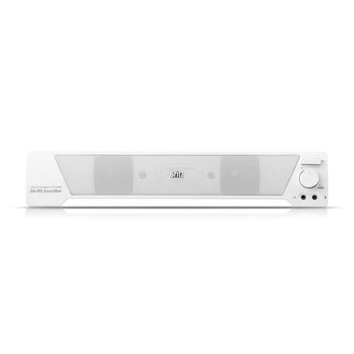 Britz BA-R9 SoundBar WHITE EDITON 2채널 사운드바 스피커