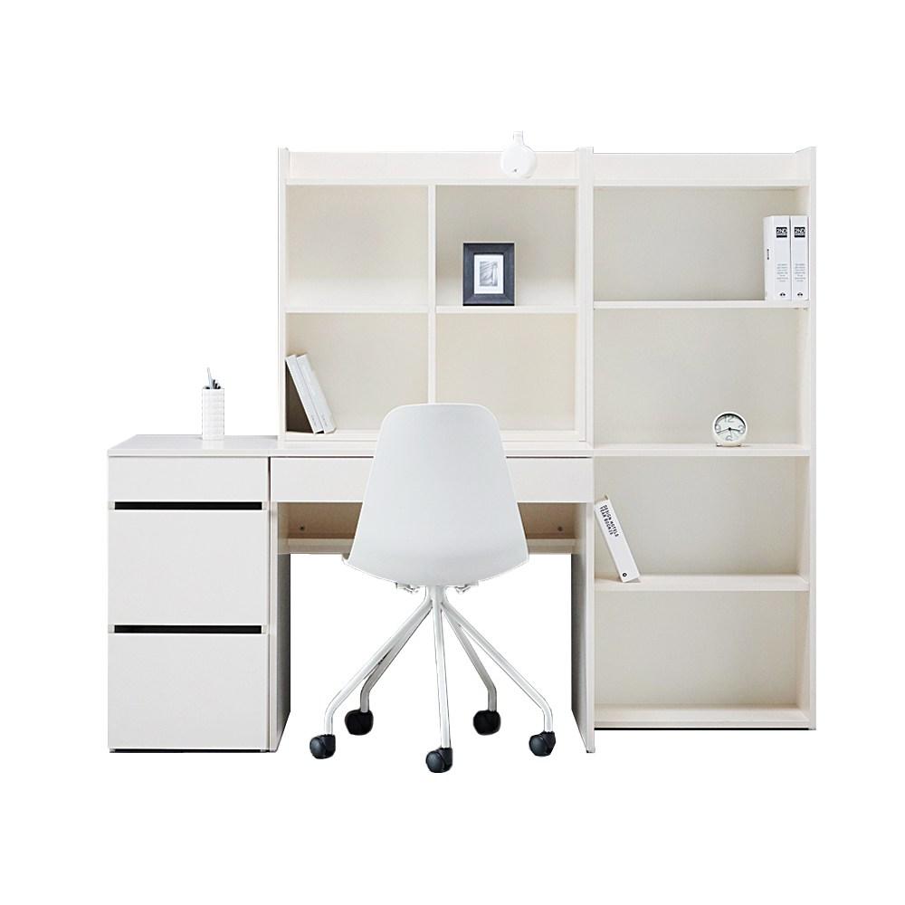 소르니아 프리츠 스마트 800폭 1200폭 책상세트, 프리츠 800책상수납세트