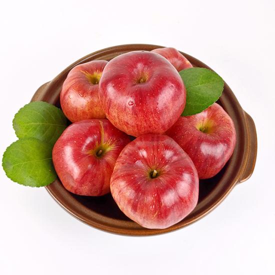 [K쇼핑]경북 햇 홍로 사과 가정용 5kg (19~21과), 단일상품