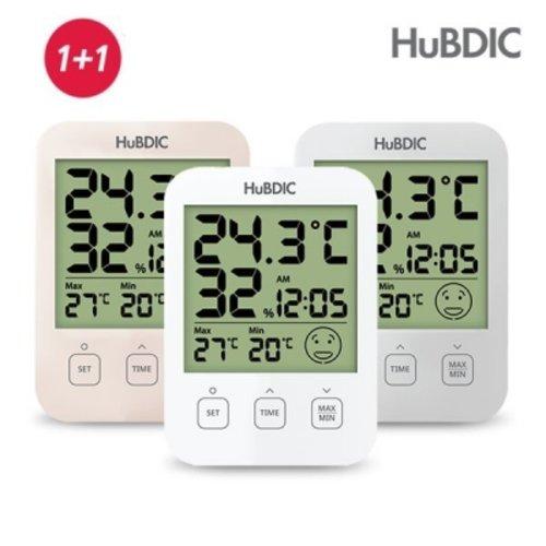[텐바이텐] 휴비딕 [1+1] 디지털 온습도계 HT-7 + HT-7_(1553611), 옵션선택, 온습도계 HT-7 베이지 + HT-7 베