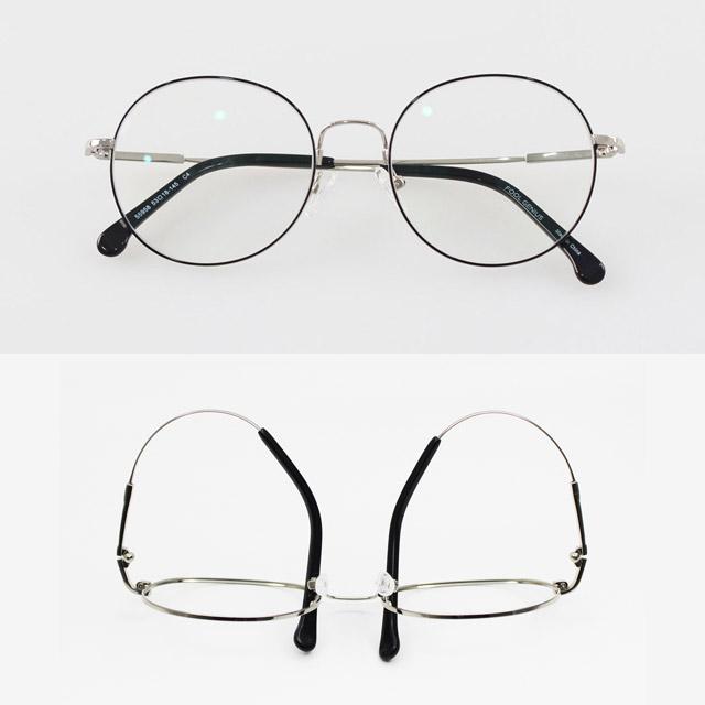 슬기로운 조정석 스타일 블루라이트 청광 안경 8g 가벼운 메모리 티타늄 안경테 (당일발송)