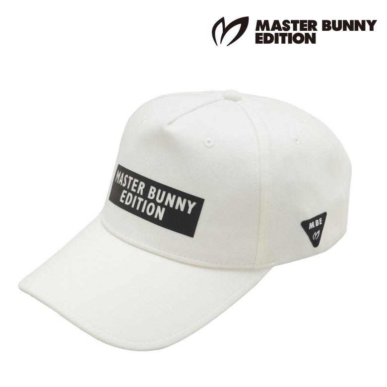 마스터바니에디션 [국내발송][무료배송] 파리게이츠 유니섹스 웜 펀치 골프 모자 158-9287007 master bunny edition warm punch cap [오후 3시 이전 주문시 당일 발송], 화이트(030)
