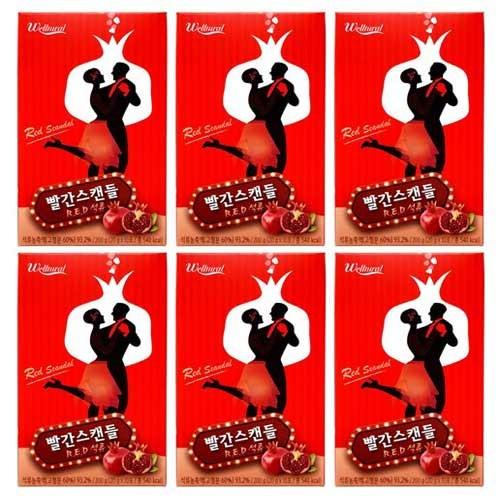 GS홈쇼핑 오미희의 시크릿 빨간스캔들 석류젤리 2세트(120포), 20g, 60포