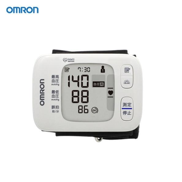 오므론 자동전자혈압계 HEM-6235 손목형혈압계 일본산 혈압계, 1개