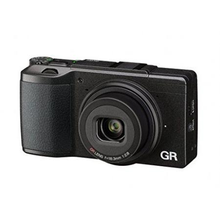 Ricoh GR II Digital Camera with 3-Inch LCD (Black) PROD330006284, 상세 설명 참조0