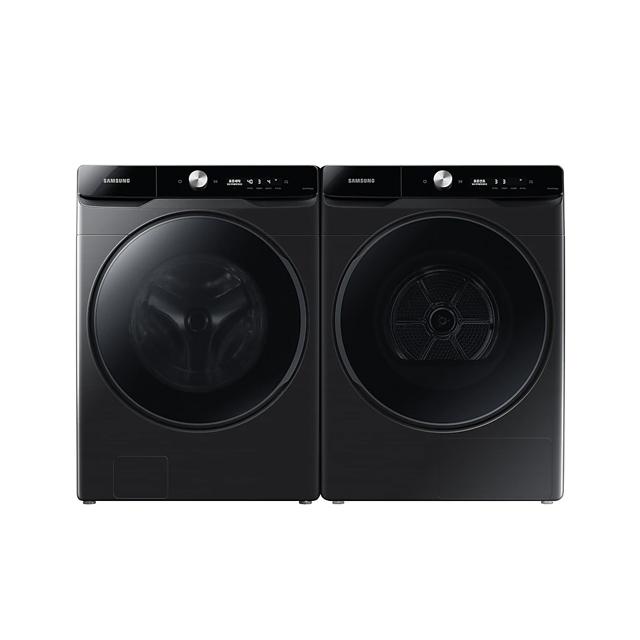 삼성전자 삼성 그랑데AI 의류 빨래 세탁기 건조기 세트 블랙케비어 21kg 16kg WF21T6300KV DV16T8740BV 환급대상 무료배송, 인터넷가입사은품