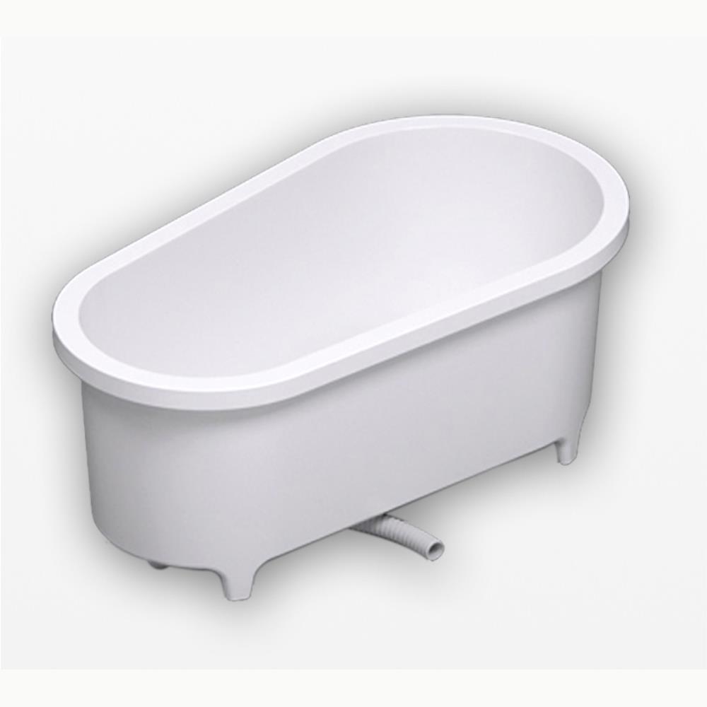 깔끔한 인테리어 작은 화장실욕조 1140 예쁜욕조 목욕통, 1개