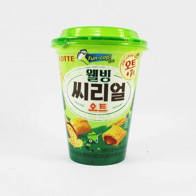 JB마트 씨리얼 오트 컵 2500 X 15 시리얼, 1