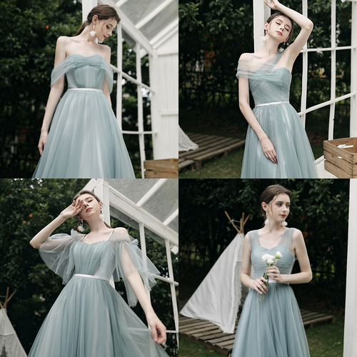 리엘라노 선녀복 2020 새 졸업식 드레스 들러리복