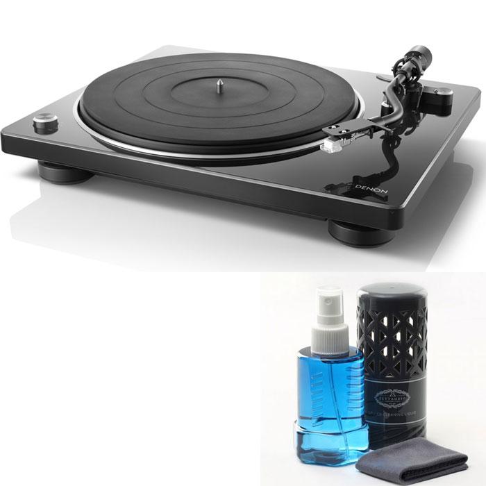 데논(DENON) DP400+LP 클리닝액, 화이트