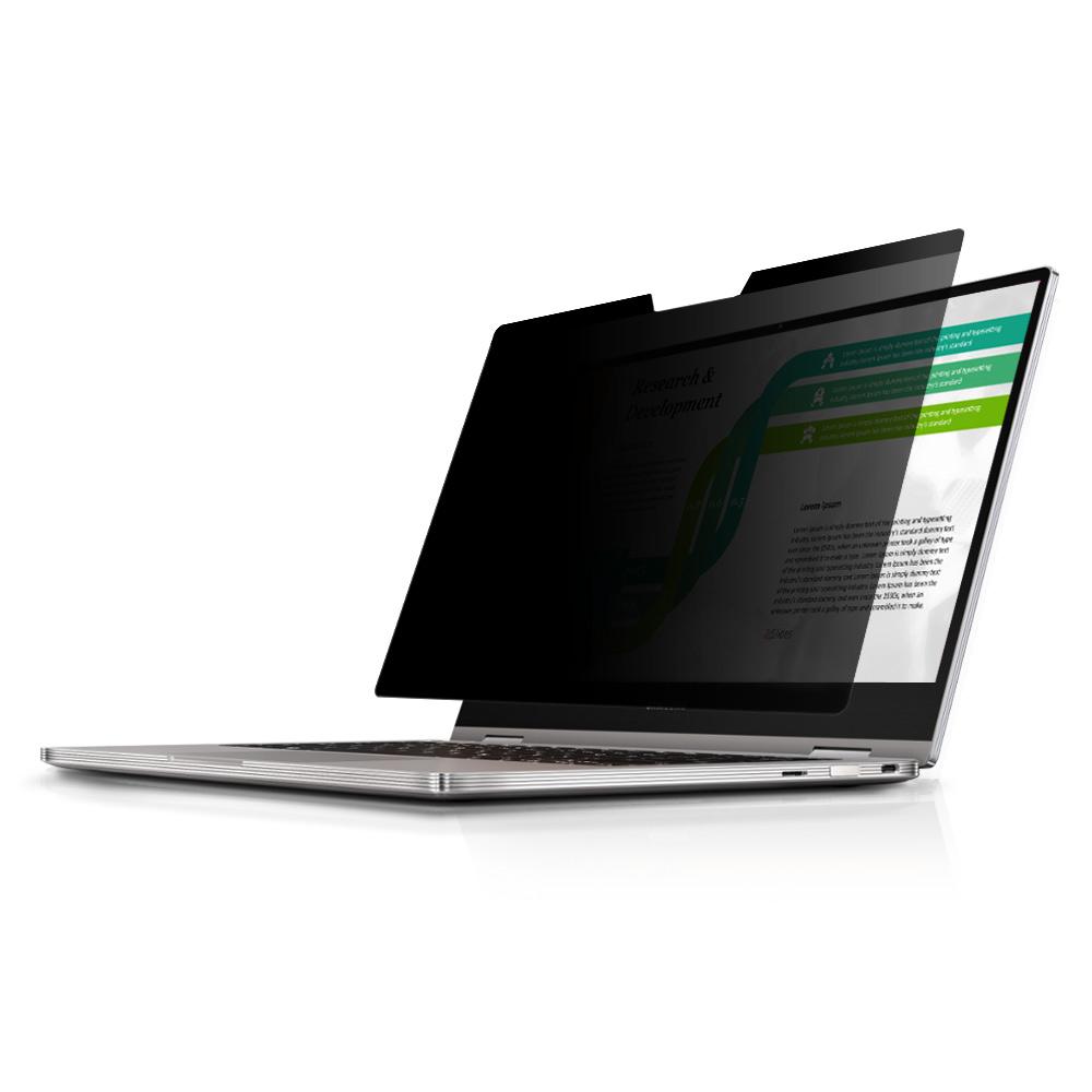 다이아큐브 초간편 노트북 모니터 사생활 정보보호 보안필름 보호필름, 1개입