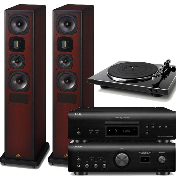 데논 PMA1600NE+DCD1600NE+DP400+AVON5하이파이패키지, 단품