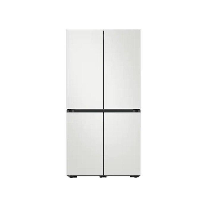 삼성 비스포크 양문형 냉장고 4도어 프리스탠딩 874L RF85A9121AP(메탈) (POP 5732759177)