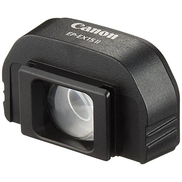 [독일] Canon EP-EX15II Eyepiece Extender for EOS 450D & EOS1000D, 단일상품