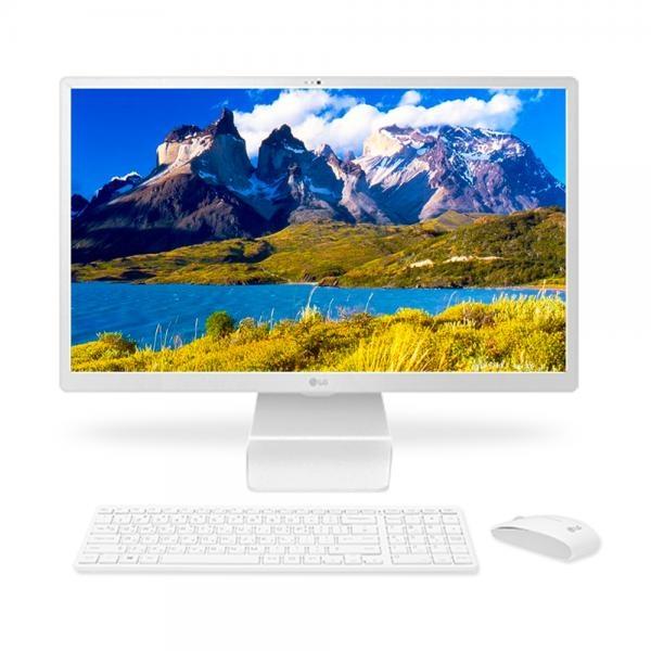 (LG전자 일체형 PC 24V570-GR32K (SSD 128GB 기본 (기본 제품 기본/제품/전자/일체형, 단일 색상, 단일 모델명/품번