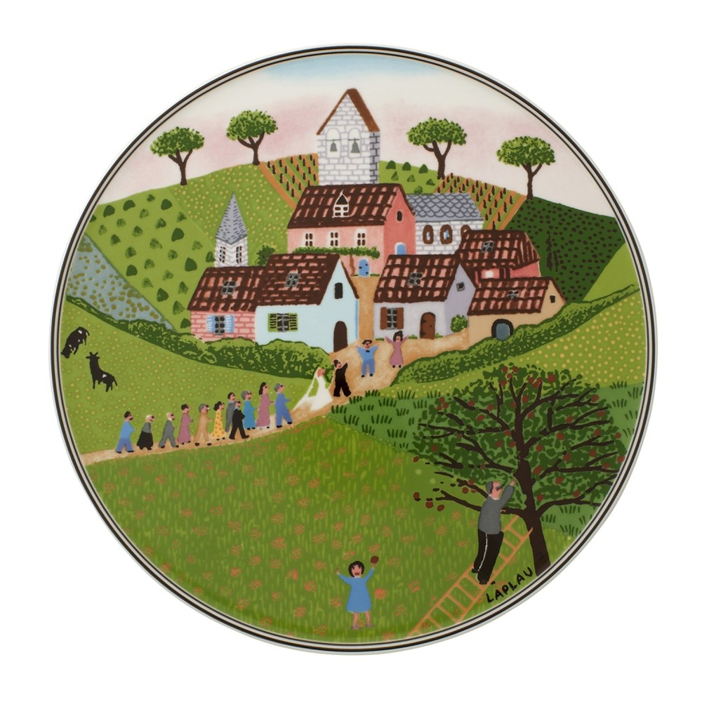 빌레로이앤보흐 디자인 나이프 접시 30cm 웨딩