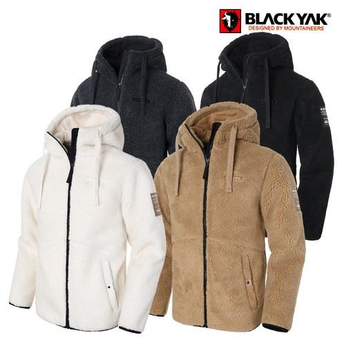 BLACKYAK_[블랙야크] NC덕천 신상특가 남여공용 가을겨울 필수템 B그리즐리후드자켓 양털 뽀글이