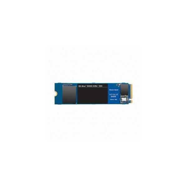 WD BLUE SN550 500GB M.2 NVMe SSD, 단품, 단품