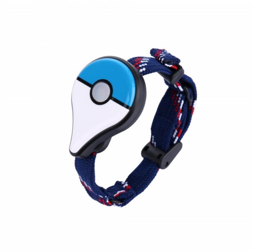 포켓몬고 플러스 포고플 포켓몬GO Plus 자동 개조버전 모바일 게임 액세서리, 색상, 파란색과 흰색 팔찌 (자동)