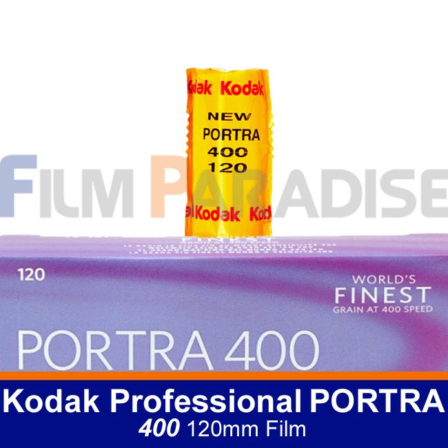 Kodak 코닥 중형컬러필름 네거티브 포트라 400/120 [PORTRA Film/23년07월]