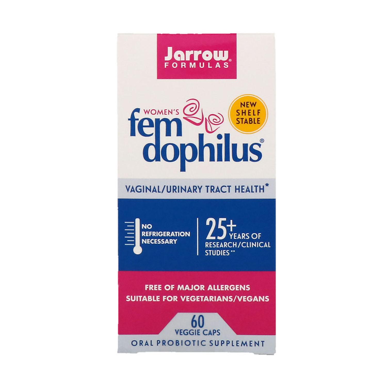 재로우 펨 도필러스 여성유산균, 1개, 60캡슐