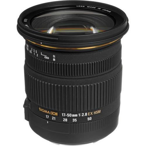 Sigma 17-50 Sigma 17-50mm F/ 2.8 EX DC OS HSM 줌 렌즈 캐논 1300D 600D 6, 상세내용참조