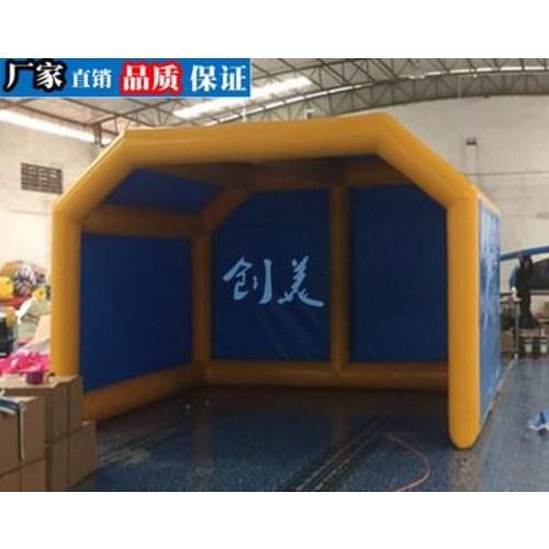 에어 텐트 간편 휴대 원터치 맞춤 제작하다 아웃도어 에어텐트 업체 버블하우스