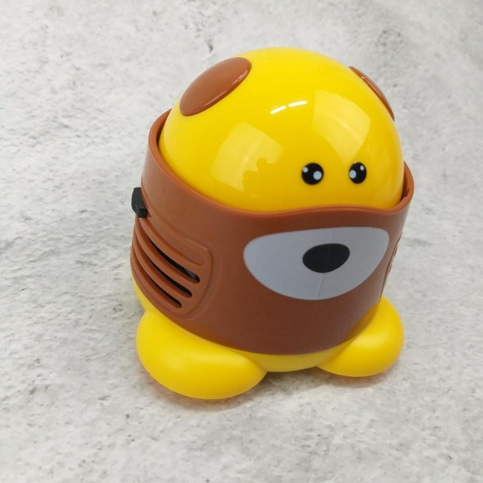 미네끄네 에니멀 데스크청소기 탁상청소기, 강아지