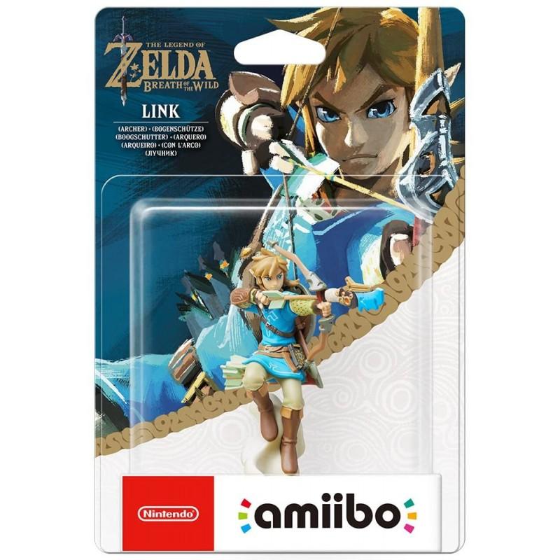 링크 (아처) amiibo-젤다의 전설 : 야생의 숨결 모음 (닌텐도 Wii U / 닌텐도 3DS / 닌텐도 스위치), 단일옵션