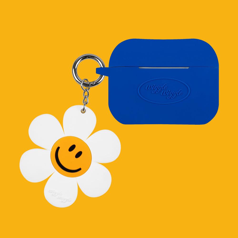 위글위글 에어팟 프로 케이스+키링SET, Smiles We Love(FRSICACP-002)