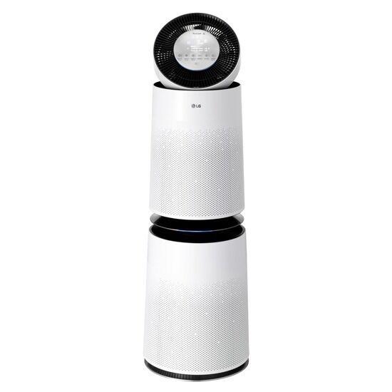 LG 퓨리케어 공기청정기 28형 AS280DWFC 2단, 단품