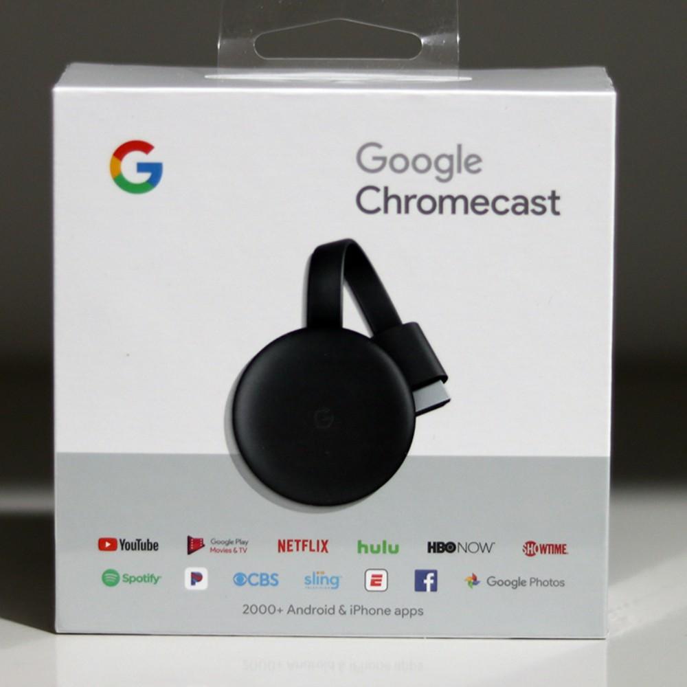 구글 크롬 캐스트 울트라 4k Google Chromecast Ultra 4K Chromecast 3 세대 1080p