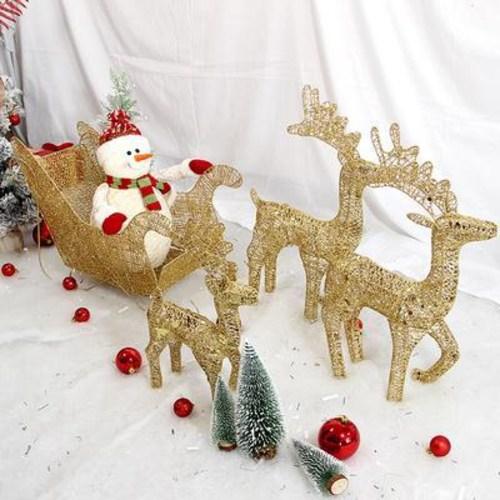 썰매 어린이 타이어 튜브 잔디 눈썰매 스키장 크리스마스 마트 쇼윈도우 쇼룸 인테리어 루지카 골드펄 사불상 나무 밑 철물