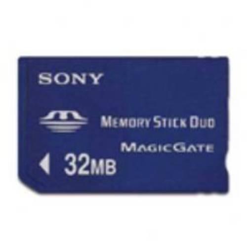 Sony MSH-M32 32MB Memory Stick Duo Sony MSH-M32 32MB 메모리/8913560, 상세내용참조, 상세내용참조