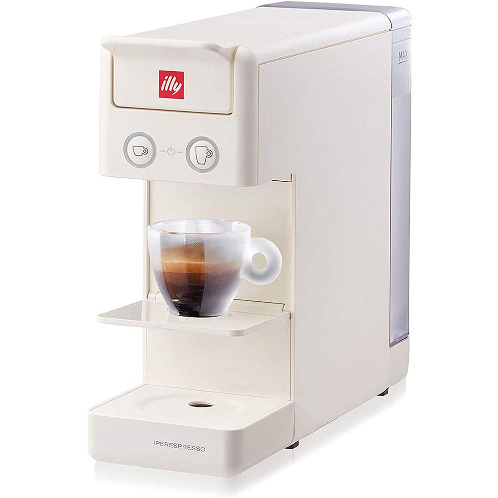 일리 캡슐 커피머신 프란시스 Y3.2 / Y3.3 (화이트 / 블랙 / 레드 택), Y3.2 블랙