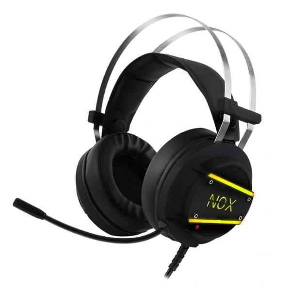 진동헤드셋 NOX NX-3 초경량 버추얼 7.1채널, 본상품 선택