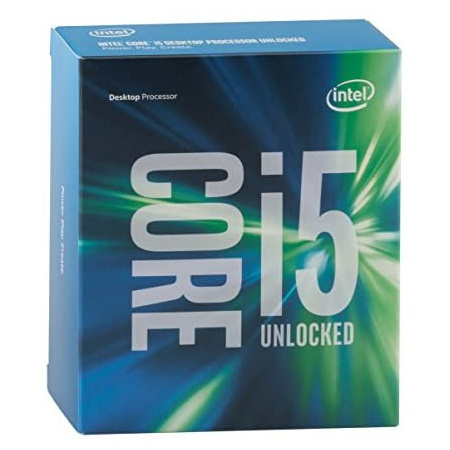 인텔 Intel BX80662I56600K 코어 i5 6600K 3.50GHz 쿼드 코어 Skylake 데스크탑 프로세서 소켓 LGA 1151, 상세 설명 참조0, 상세 설명 참조0