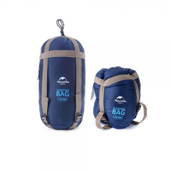 two1mall 프리미엄 삼계절 경량 캠핑 침낭 솜털, 1개, 카키 689580