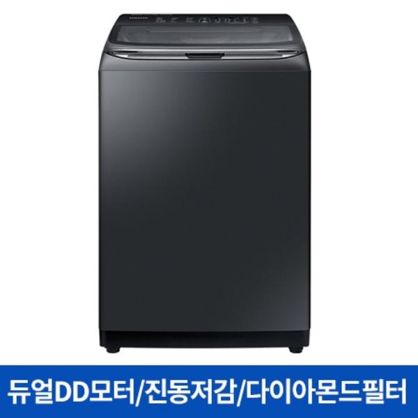 삼성전자 일반세탁기 WA20T7870KV [20KG], 단품