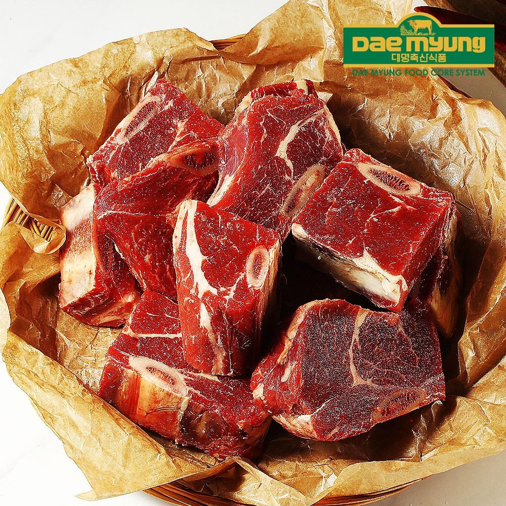 대명축산식품 소찜갈비(미국산)1kg, 1kg
