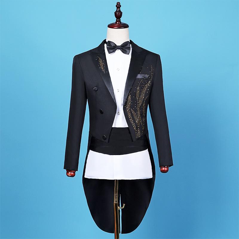 턱시도 남자 결혼 주재함 신랑 들러리 영화관 룩 대합창 지휘함 양복 정장