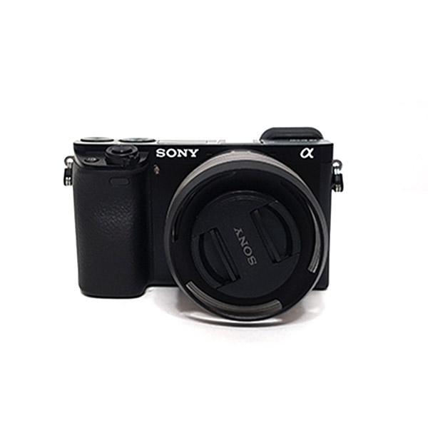 (대전중고카메라)소니 미러리스 A6000 16-50mm, 단일상품