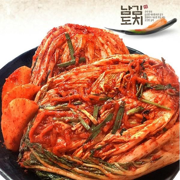 남도김치/연말특가/국산 포기김치 10kg, 1개