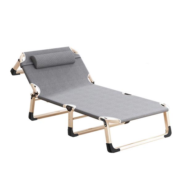 아이센스몰 접이식 침대 캠핑 야전 싱글 S 그레이 접이식침대