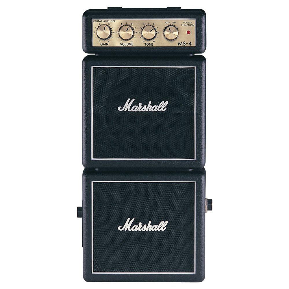 마샬 MS4 미니 마이크로 풀 스택 배터리 앰프, Marshall