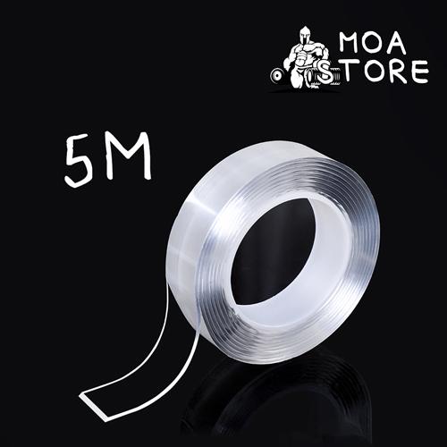 모아상회 초강력 실리콘 양면테이프 방수테이프 5M