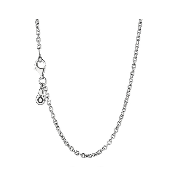 PANDORA 판도라 590200 실버 목걸이 체인 Silver necklace