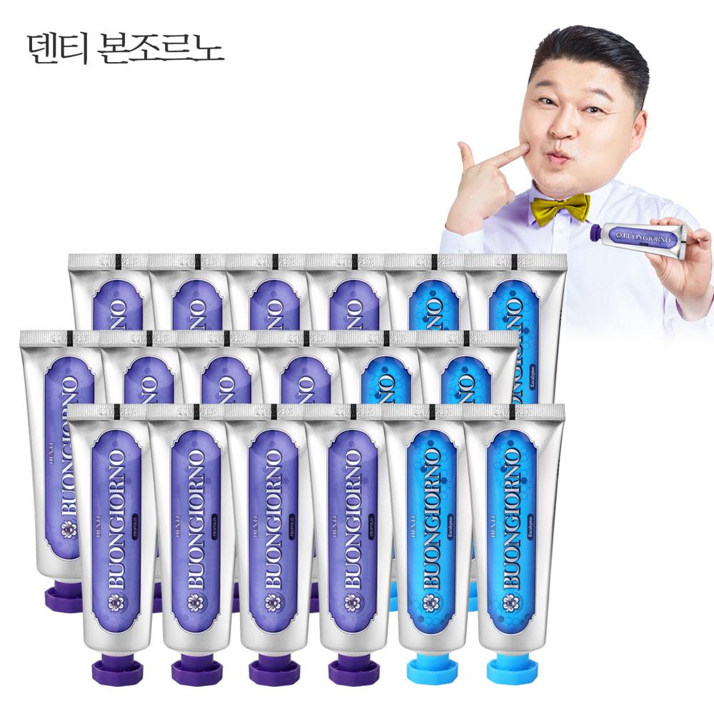 치약SET (잇몸100g 12개+치석100g 6개), 1set