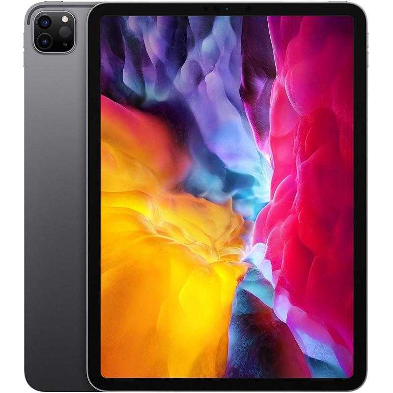 최신 모델 Apple iPad Pro (11 인치 Wi-Fi 256GB) - 스페이스 그레이 (2 세대), 단일상품, 단일상품